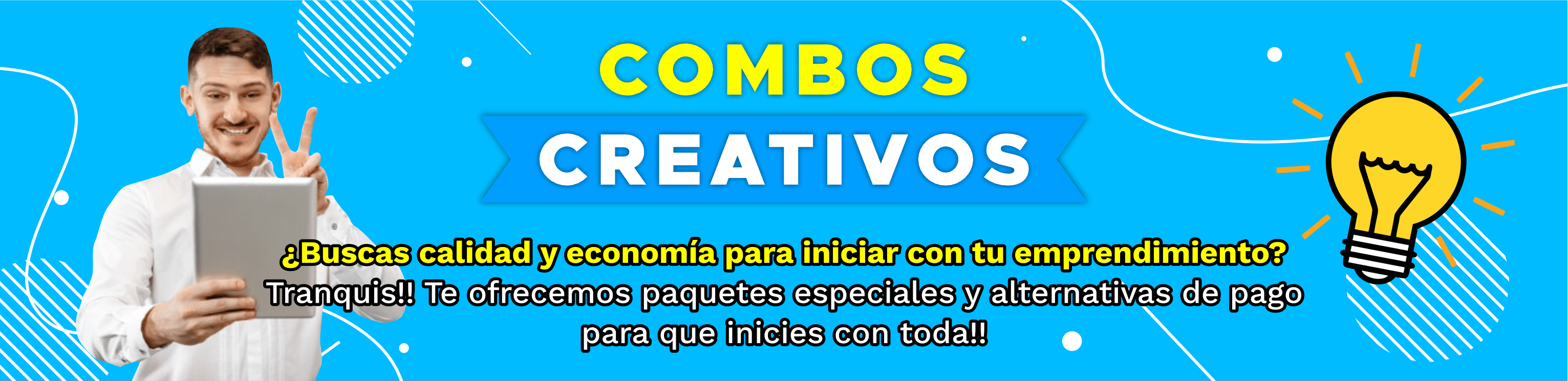 Publiexpansion combos creativos-